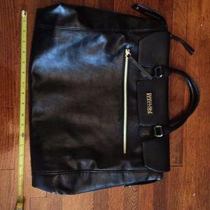 "Kenneth Cole Briefcase black 17x13"""